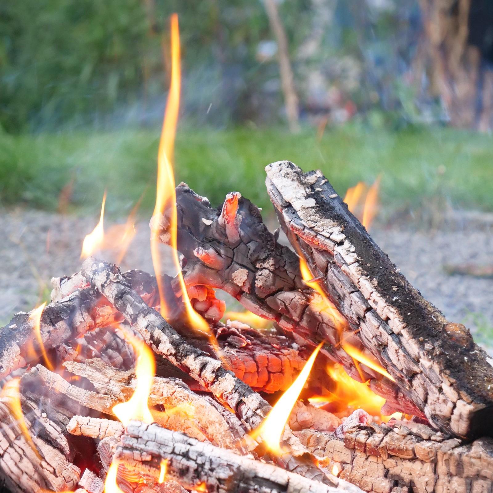 Mittel im Feuer
